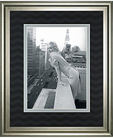 "Top of The World by Chelsea Collection Framed Print Wall Art, 34"" x 40"""
