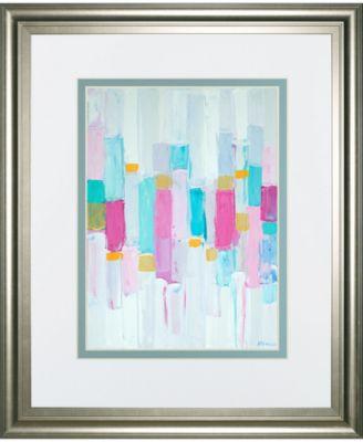 "Cool Rhizome I by Ann Marie Coolick Framed Print Wall Art, 34"" x 40"""