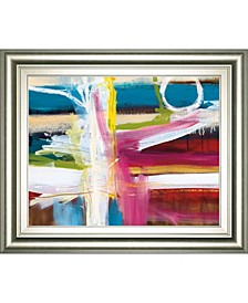 """Color Blind by St. Germain Framed Print Wall Art, 22"""" x 26"""""""