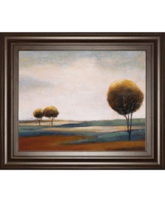 "Tranquil Plains II by Ursula Salemink-Roos Framed Print Wall Art, 22"" x 26"""