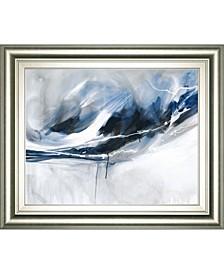 "Silver Lining by Karen Lorena Parker Framed Print Wall Art, 22"" x 26"""