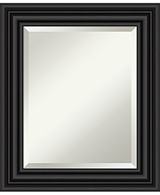 "Colonial Framed Bathroom Vanity Wall Mirror, 21.75"" x 25.75"""