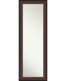 "Harvard on The Door Full Length Mirror, 18.5"" x 52.50"""
