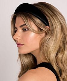 Uptown Girl Padded Velvet Headband