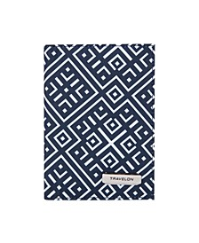 RFID Blocking Bifold Passport Holder