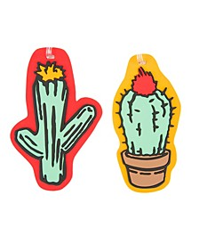 Novelty Luggage Tags, Set of 2