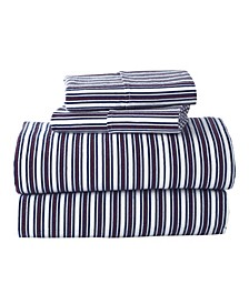 G.H. Bass Canyon Stripe Full Sheet Set