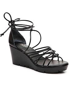 Vegas Wedge Sandals