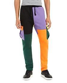 Men's Colorblock Sweatpants