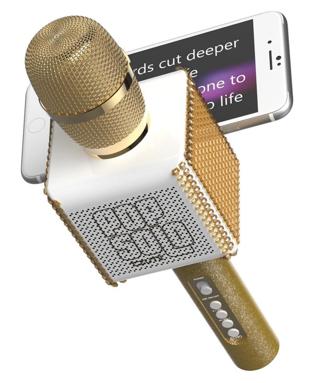 PopSolo Bling Karaoke Microphone last-minute gift