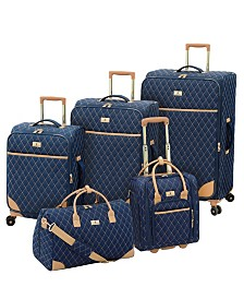London Fog Queensbury Softside Luggage Collection