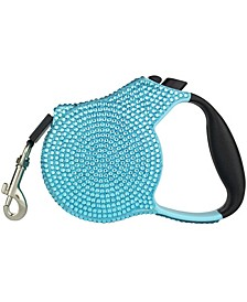 Crystal Retractable Dog Leash