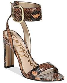 Yola Dress Heels