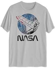NASA Retro Men's Graphic T-Shirt