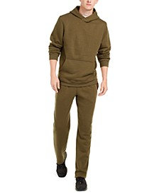 Men's Fleece Sweatshirts & Pants, Created For Macy's