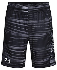 Little Boys UA Edge Stripe Boost Shorts