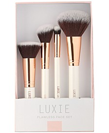 4-Pc. Flawless Face Brush Set