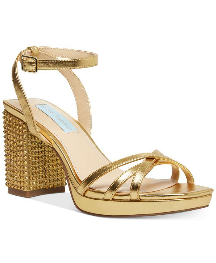 Betsey Johnson - Zhara Evening Shoes