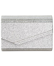 INC Maria Envelope Glitter Clutch, Created for Macy's
