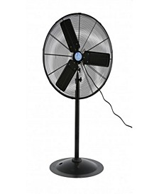 "30"" Commercial Pedestal Floor Fan"