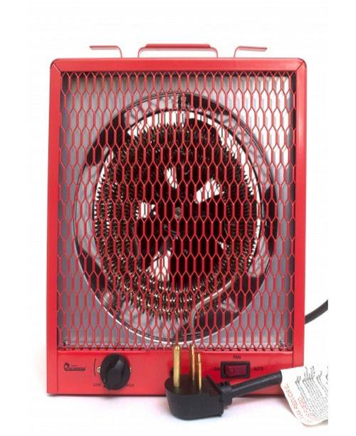 Dr. Infrared Heater Dr-988 Garage Shop 208/240V, 4800/5600W Heater