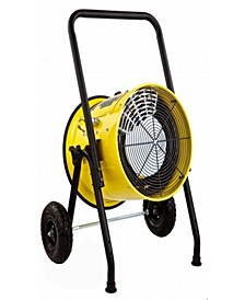 Salamander Construction Portable Fan Forced Electric Heater