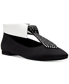 Uni Tuxedo Flats