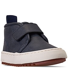Toddler Boys Chett EZ Mid Top Stay-Put Closure Casual Sneaker Boots from Finish Line