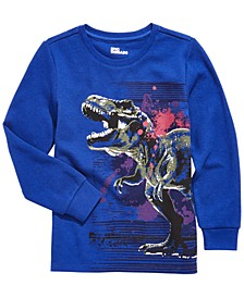 Toddler Boys Big Dino Thermal-Knit T-Shirt, Created For Macy's