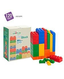 30 Plump and 90 Basic Mix Series 120 Piece Set