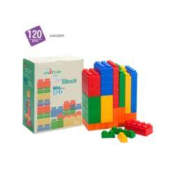 UNiPLAY 30 Plump and 90 Basic Mix Series 120 Piece Set