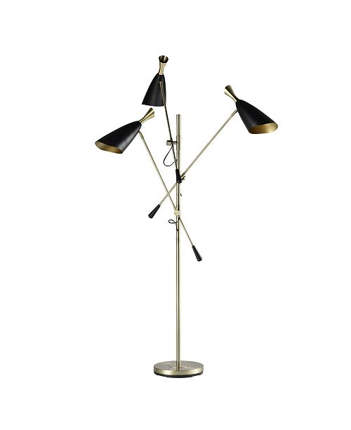 """SAGEBROOK HOME 77"""" Floor Lamp"""