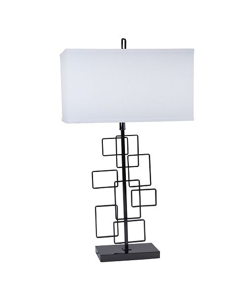 "SAGEBROOK HOME 34"" Table Lamp"