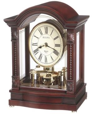 Bulova B1987 Bardwell Clock