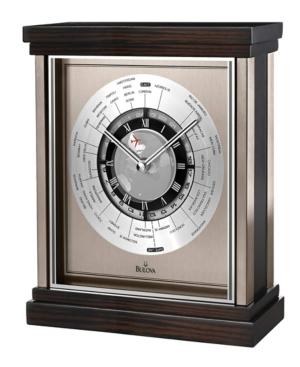 Bulova B2258 Wyndmere Clock