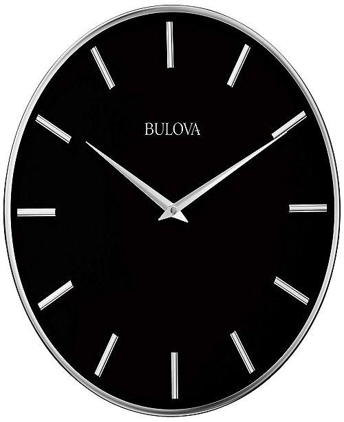 Bulova C4849 Metro Clock