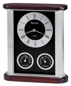 Bulova B7590 Belvedere Clock