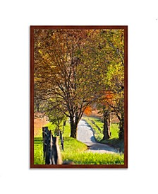 """Country Road I Framed Photograph Print, 22"""" x 32"""""""
