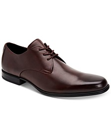 Men's Dillinger Crust Leather Oxfords