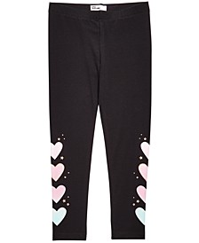 Toddler Girls Heart Leggings, Created For Macy's