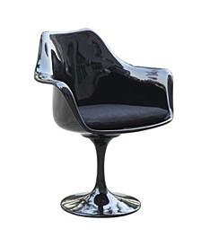 Flower Arm Chair