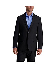 Stretch Solid Skinny Fit Suit Separate Jacket