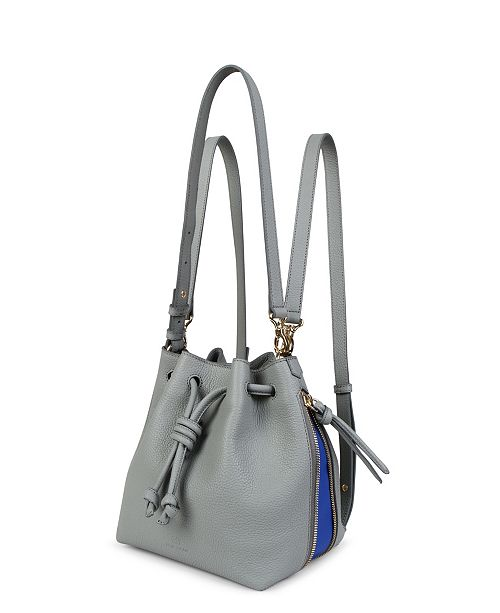 Esin Akan Mini Notting Hill Bucket Crossbody Bag