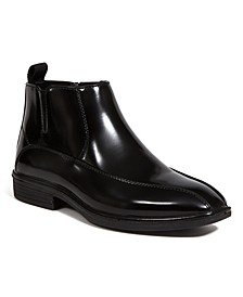 Little and Big Boys Tatejr. Lightweight Classic Dress Comfort Zipper Boot