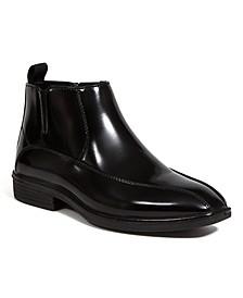 Little and Big Boys Tatejr. Lightweight Classic Dress Comfort Zipper Boot