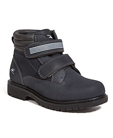 Little and Big Boys Marker Waterproof Boot
