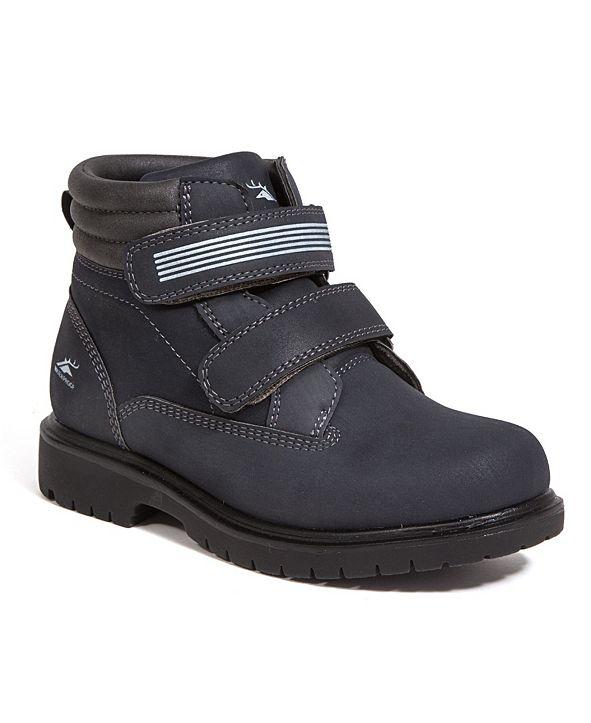 DEER STAGS Little and Big Boys Marker Waterproof Boot
