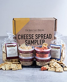 Cheese Spread Sampler Gift Box