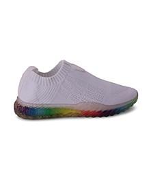 Flow Stretch knit Slip On Sneaker