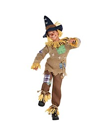 Toddler Boys Friendly Scarecrow Costume